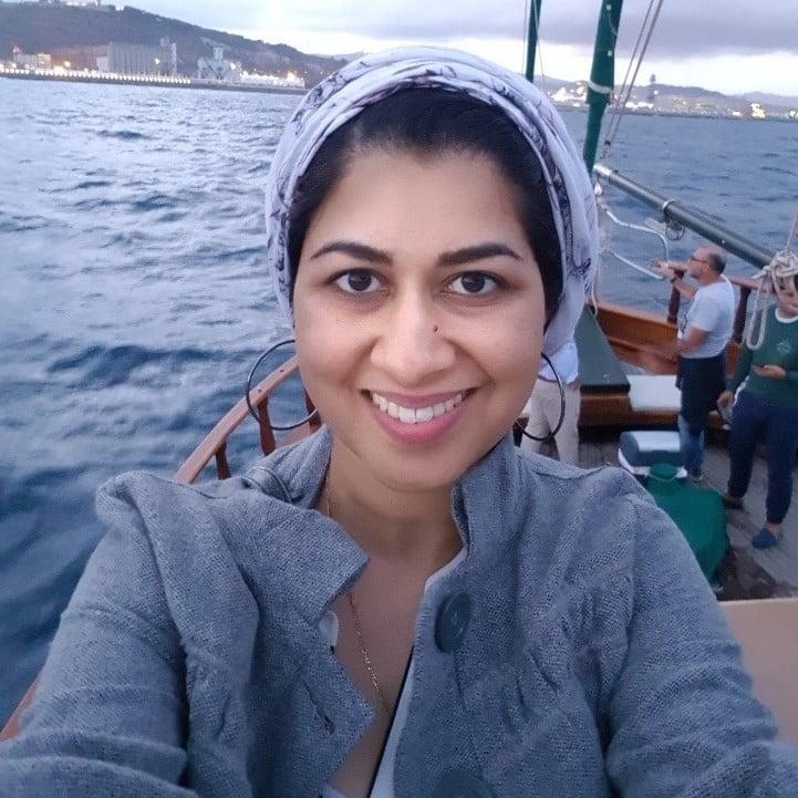 Maryam Qureshi HP